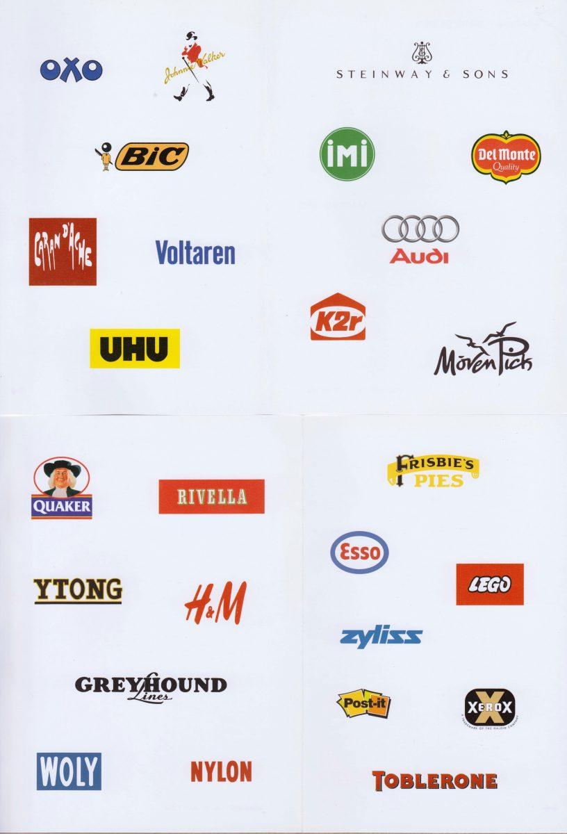 Marken ABC Logos