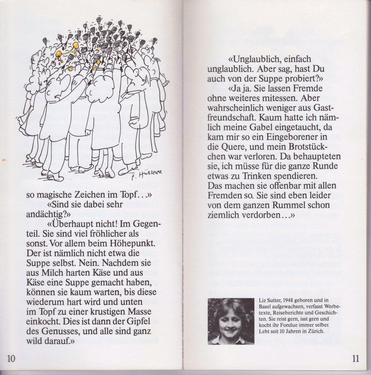 Die Suppe Seiten 3 + 4